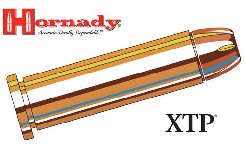 Hornady 357 Magnum XTP, JHP 158 Grain, Box of 25 #90562