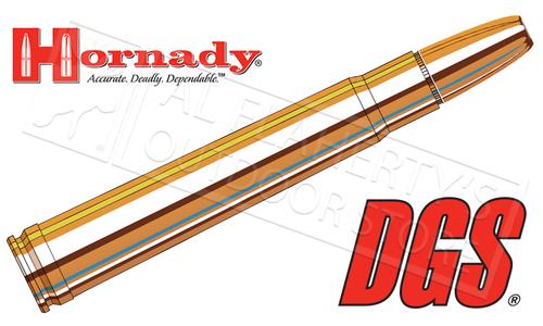 Hornady 375 H&H DGS, Solid 300 Grain Box of 20 #82322