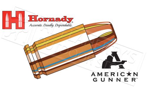 Hornady 380 Auto American Gunner, XTP 90 Grain Box of 20 #90104