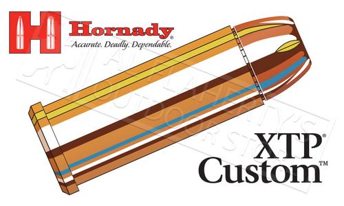 Hornady 44 Special Custom, XTP 180 Grain Box of 20 #90700