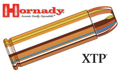 Hornady 454 Casull XTP, JHP 240 Grain Box of 20 #9148