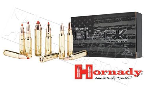 Hornady 5.56 NATO 62 gr FMJ Black #81263