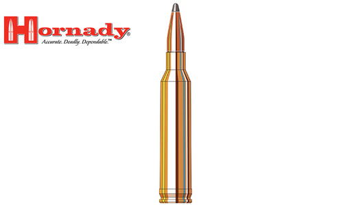 Hornady 7mm Rem Mag Interlock, SP 154 Grain Box of 20 #8060
