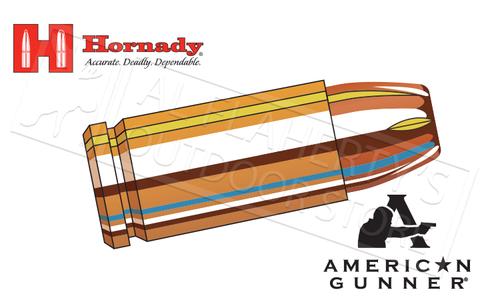 Hornady 9mm American Gunner, JHP 115 Grain Box of 25 #90244