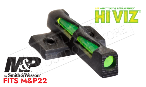 HiViz Smith & Wesson MP22 Fiber Optic Front Sight #MP2012