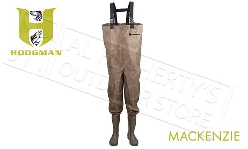 Hodgman Mackenzie Cleated Boot Fishing Waders, Various Sizes #MACKCBC