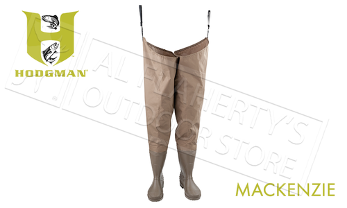 Hodgman Mackenzie Cleated Boot Hip Waders, Various Sizes #MACKHBC