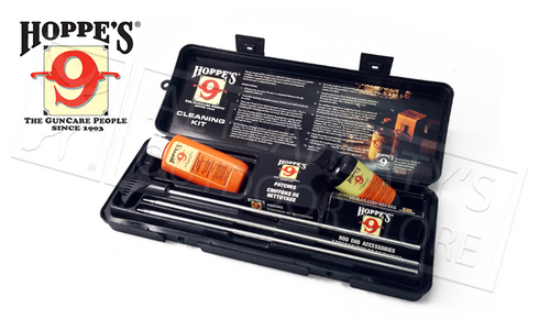 Hoppe's 9 Rifle & Shotgun Cleaning Kit #UOCN