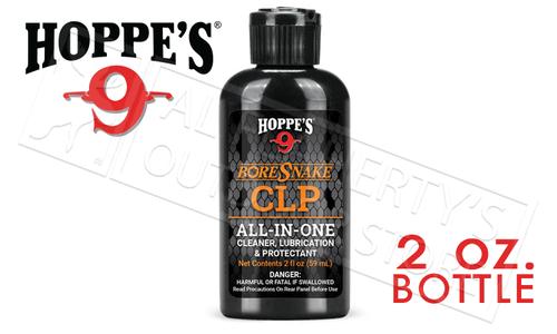 Hoppe's Boresnake CLP Squeeze Bottle 2 oz. #HSO