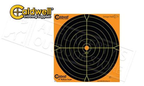 "CALDWELL ORANGE PEEL BULLSEYE TARGET 8"" #810894"