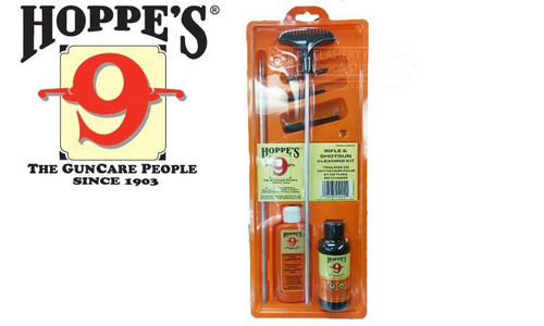 Hoppe's Cleaning Kit for Rifles & Shotguns #UOBCN