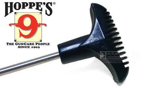 Hoppe's Cleaning Rod for Shotguns & Rifles, 3-Piece, All Conventional Gauges & Calibers #3PSS