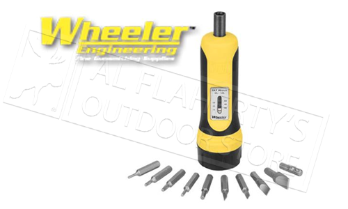 WHEELER F.A.T. WRENCH TORQUE WRENCH #553556