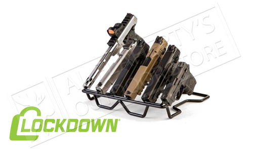 LOCKDOWN 6 HANDGUN MUZZLE RACK #1081878