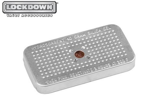 Lockdown 40g Silica Gel Can 222555 LOCKDOWN SILICA GEL DESICCANT CAN 40 GRAM #222555