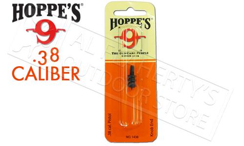 Hoppe's Knob End - .38 Caliber #1438