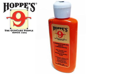Hoppe's Lubricating Oil, 67 mL Bottle with Spout #1003