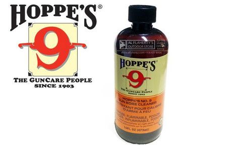 Hoppe's No. 9 Solvent Bore Cleaner, 16 FL. Oz. #916CN