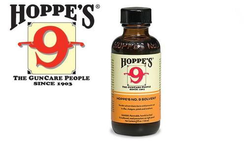 Hoppe's No. 9 Solvent Bore Cleaner, 2 FL. Oz. #902