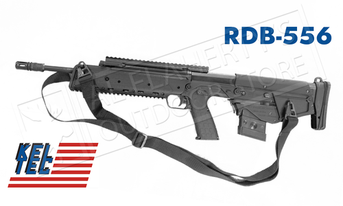 Kel-Tec RDB Bullpup Rifle 5.56x45 NATO Non-Restricted