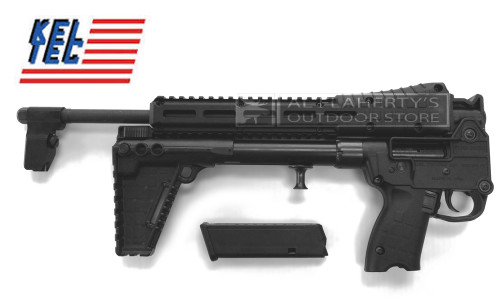 Kel-Tec Semi Automatic 9mm rifle Sub - 2000 Glock Gen 2 #sub-2000-glk