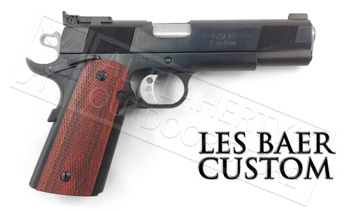 "Les Baer 1911 Premier II 5"" Model, Blued 45ACP #LBP2302"