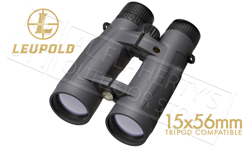Leupold BX-5 Santiam HD Binoculars 15x56mm #172457