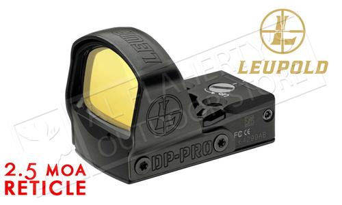 Leupold DeltaPoint Pro Reflex Sight 2.5MOA #119688