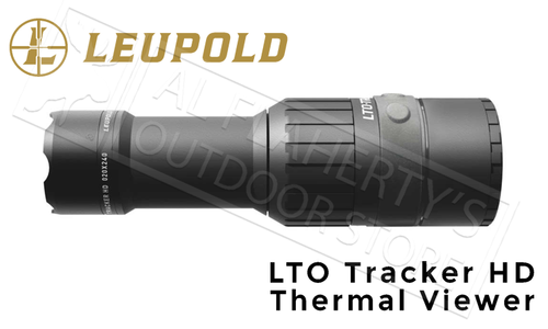 Leupold LTO Tracker HD Thermal Viewer Monocular, 1-6x Zoom #174906