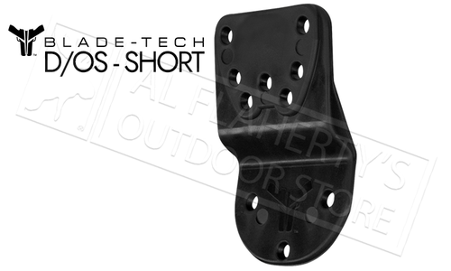 Blade-Tech Attachment - Drop and Offset Short Mount #811192030221