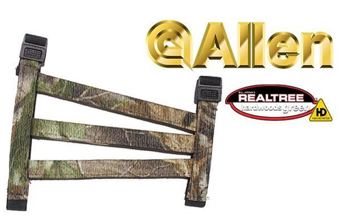 Allen Arm Guard Two-Strap Ventilated Realtree Hardwood 7 Inch #4304