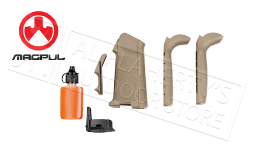 MAGPUL MIAD GEN 1.1 GRIP KIT TYPE 1, FLAT DARK EARTH #MAG520-FDE