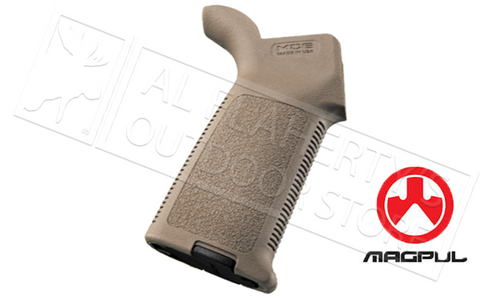 Magpul MOE Grip for AR15/AR10 Flat Dark Earth #MAG415-FDE