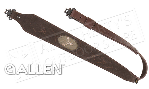 Allen Big Game Rifle Sling with Swivels #8140