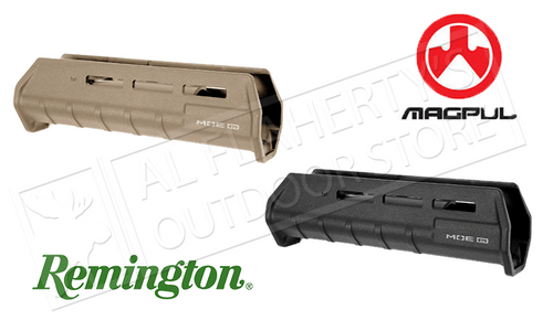 MAGPUL MOE FOREND FOR REMINGTON 870 SHOTGUNS, FLAT DARK EARTH OR BLACK #MAG496