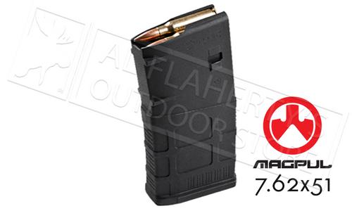 MAGPUL PMAG 20/5 LR/SR GEN M3 7.62X51 MAGAZINE #MAG291-BLK