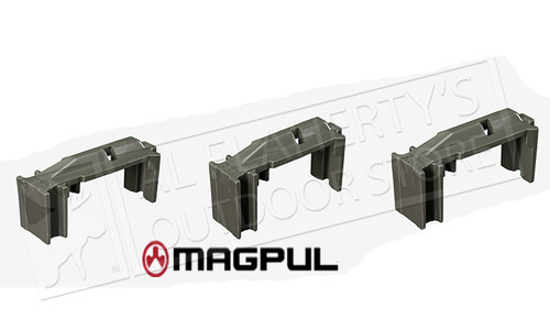 Magpul Enhanced Self-Levelling Follower, USGI 5.56x45 3-Pack, Foliage Green