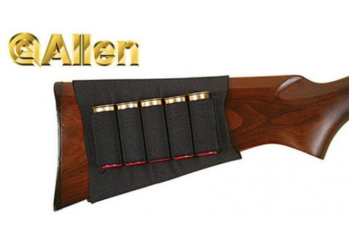 Allen Buttstock Shotgun Shell Holder #205