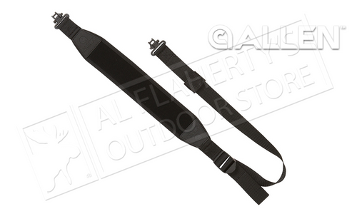 Allen Cascade Sling with Swivels Black #8211