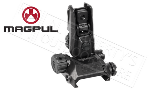 MAGPUL MBUS PRO LR ADJUSTABLE SIGHT - REAR #MAG527