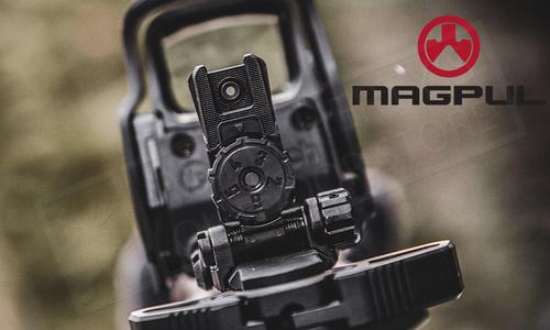 MAGPUL MBUS PRO LR ADJUSTABLE SIGHT - REAR #MAG527