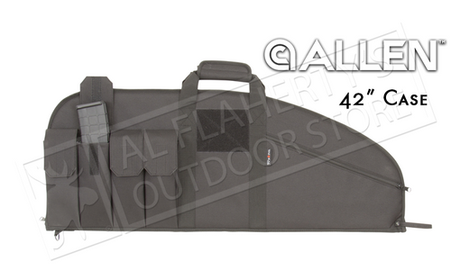 "Allen Combat Tactical Rifle Case, 42"" #10652"