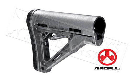 MAGPUL CTR CARBINE STOCK COMMERCIAL-SPEC GREY #MAG311-GRY