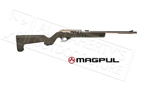 MAGPUL X-22 BACKPACKER STOCK FOR THE RUGER 10/22 TAKEDOWN #MAG808