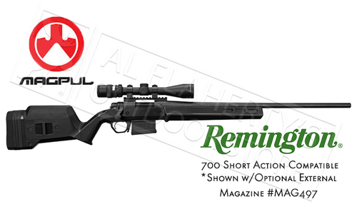 Magpul Hunter 700 Stock Short Action Tactical Stock for Remington 700 SA Rifles #MAG495