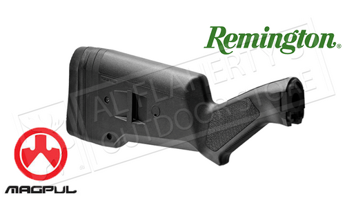 MAGPUL SGA STOCK FOR REMINGTON 870 SHOTGUNS, BLACK #MAG460
