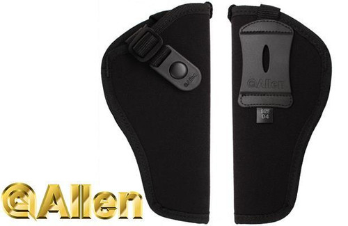 Allen Cortez Nylon RH Hip Holster for Pistols Size 04 #44804