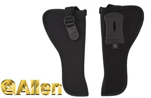 Allen Cortez Nylon RH Hip Holster for Revolvers w/5-6 Inch Barrels #44803