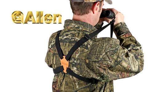 Allen Deluxe Binocular Strap, Black #199