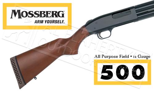 "Mossberg 500 Hunting All Purpose Field Shotgun, 12 Gauge 28"" Barrel #50120"